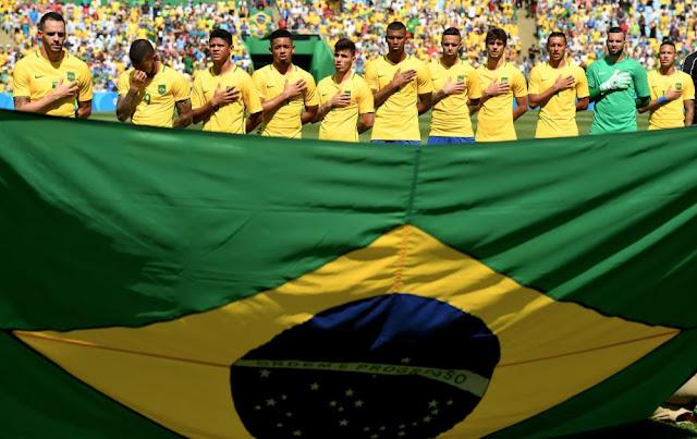 Se enfrentan a Alemania en la final en Maracaná. La final de fútbol, la hora más esperada por los brasileños en Río 2016