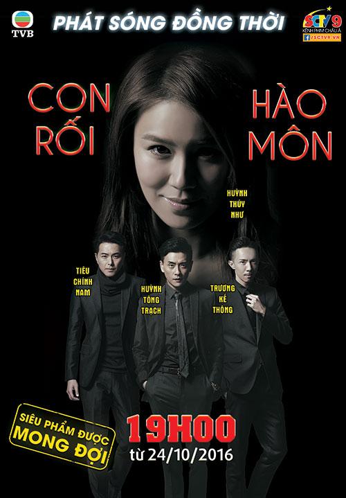 Con Rối Hào Môn - SCTV9