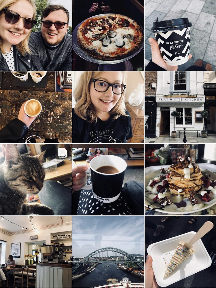 North East Instagram Accounts to Follow - Kate Dowell