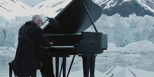 AN INTERVIEW WITH LUDOVICO EINAUDI