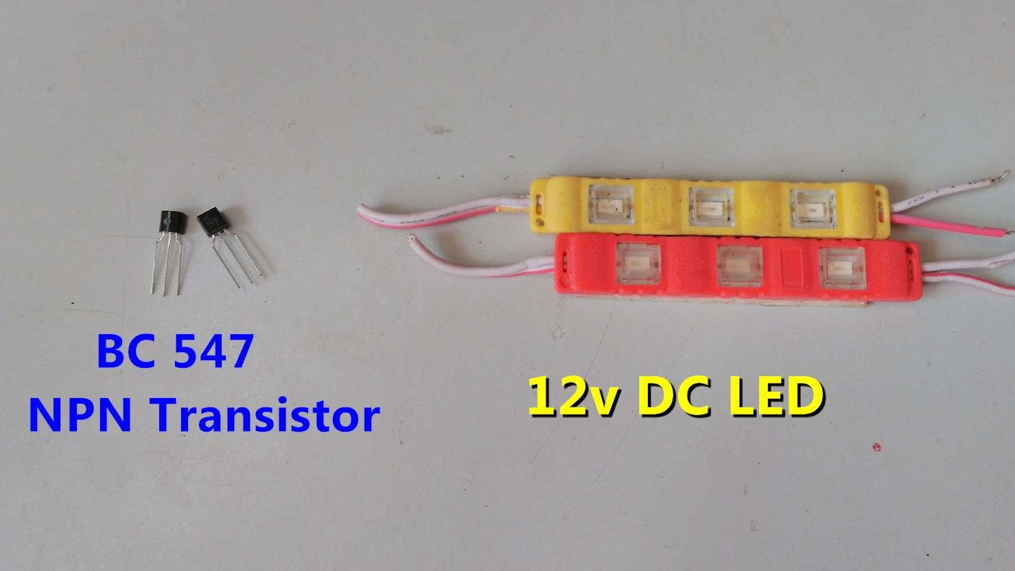 Flashlights Finder Circuit Using Lm3909 Oscillator