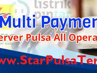 Star Pulsa Termurah Server Ke-1 CV. Cahaya Multi Sinergi
