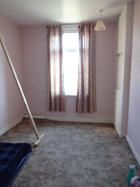 Spare bedroom renovation