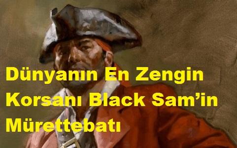 Dünyanın En Zengin Korsanı Black Sam'in Mürettebatı ve Gemisi Nasıl Bulundu