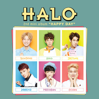 DOWNLOAD MP3 [FULL Album] HALO – HAPPY DAY