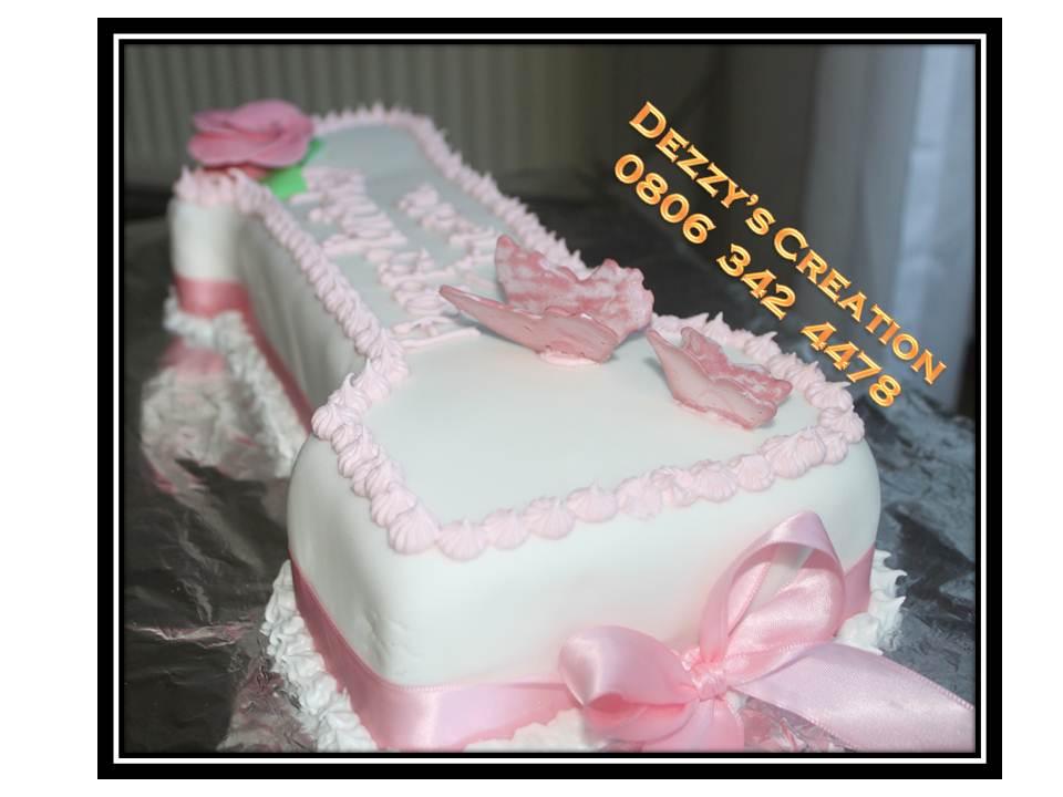 Dezzys Creation MY BABYS 1ST YEAR BIRTHDAY CAKES