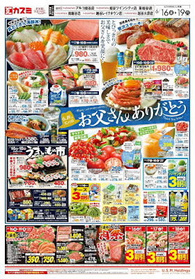 【PR】フードスクエア/越谷ツインシティ店のチラシ6月16日号