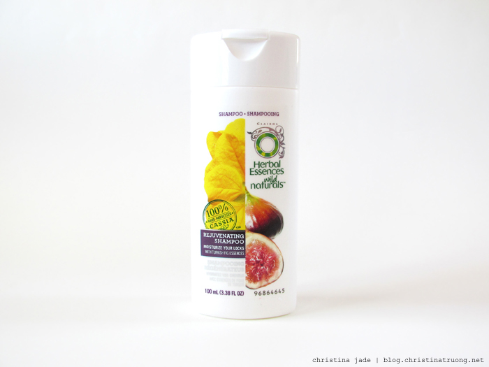 The Christina Truong Network: Herbal Essences Wild Naturals ...
