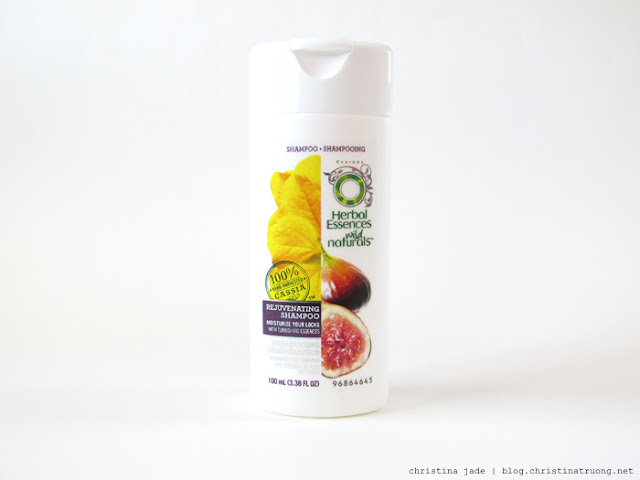 Herbal Essences Wild Naturals Rejuvenating Shampoo Review