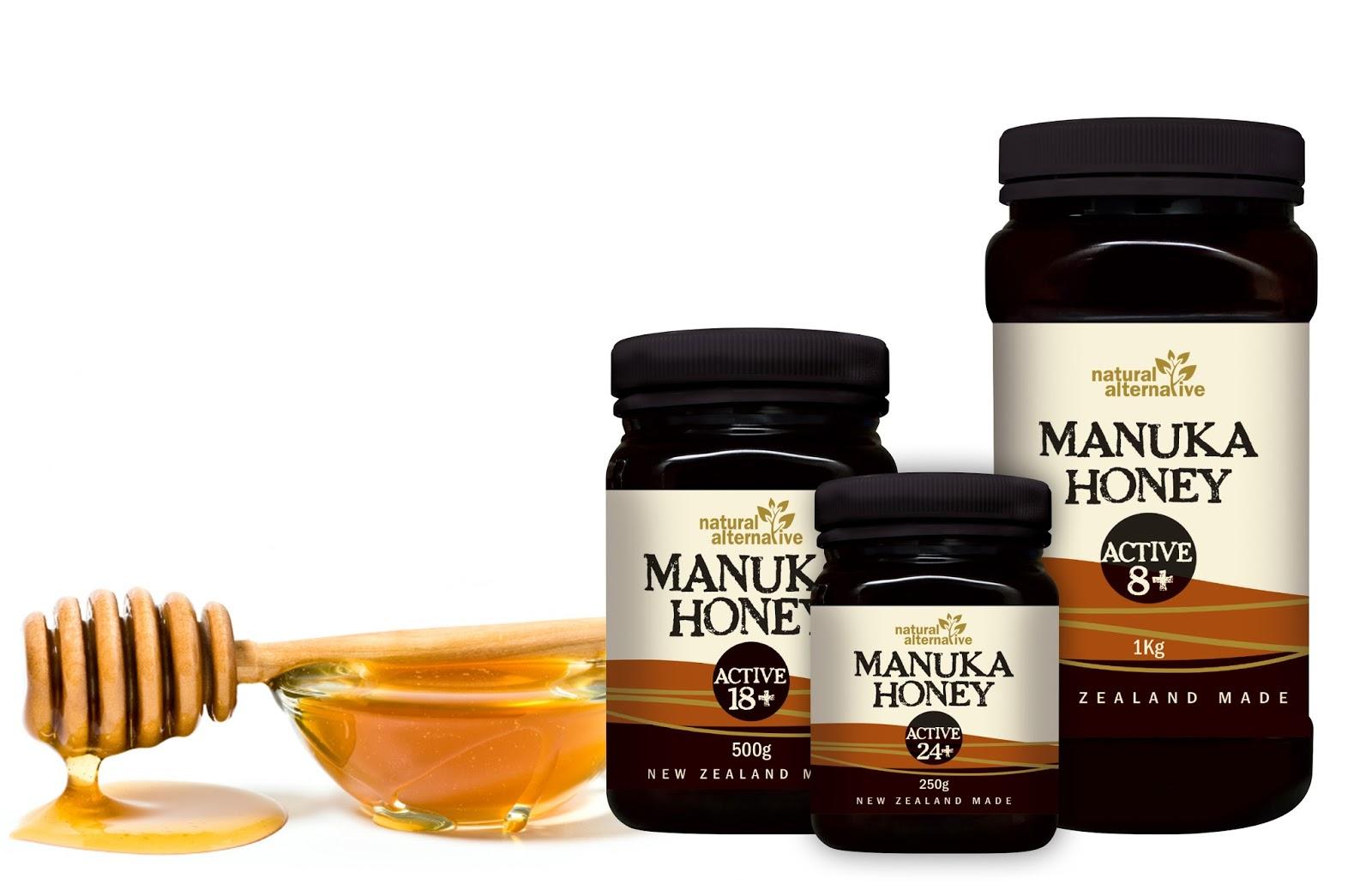 Manuka honey for gerd