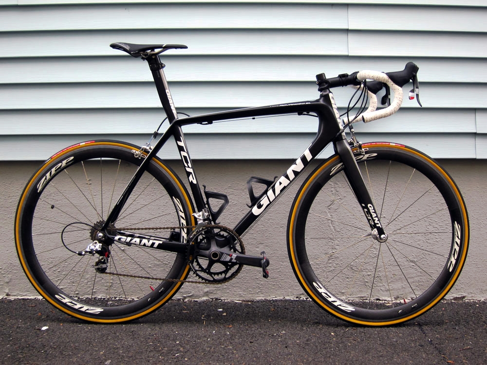 Cog Blog: Giant TCR Advanced SL
