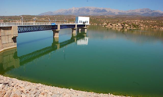 الموارد المائية في تونس