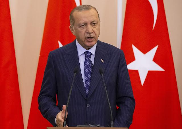 Erdogan Ikut Berduka atas Tsunami di Selat Sunda