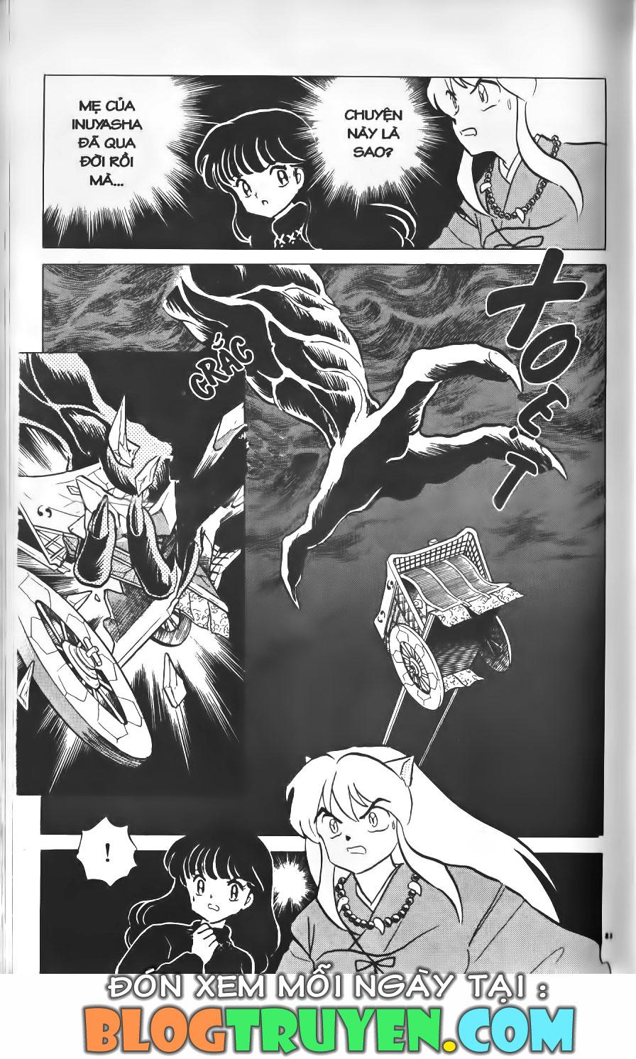Inuyasha vol 02.5 trang 4