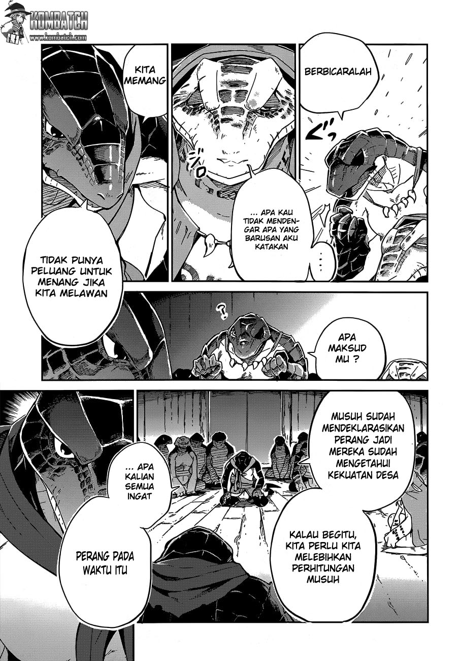 Overlord chapter 16 Bahasa Indonesia