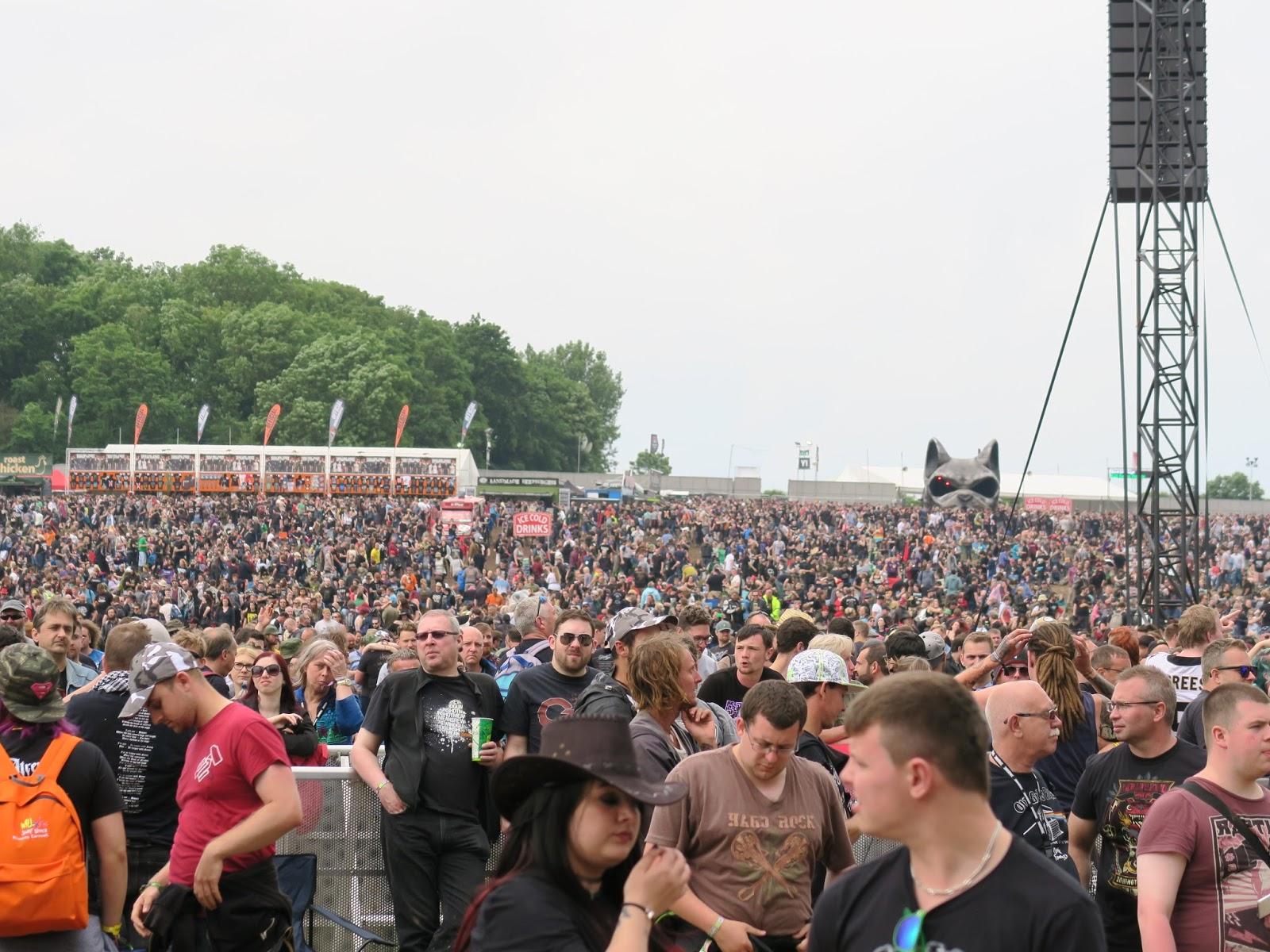 Download Festival 2016 - Hello, Terri Lowe
