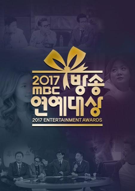 MBC Entertainment Awards 2017
