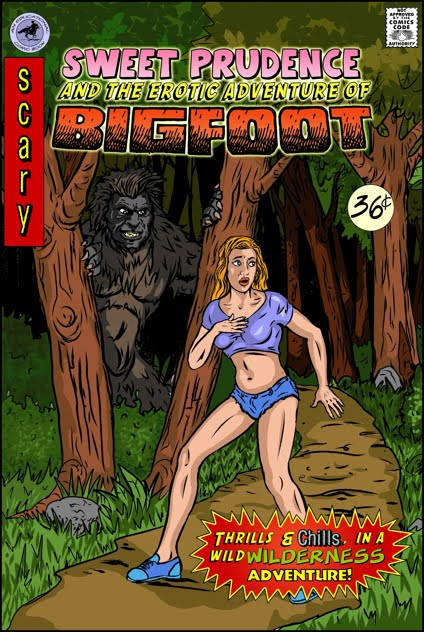With bigfoot sex having