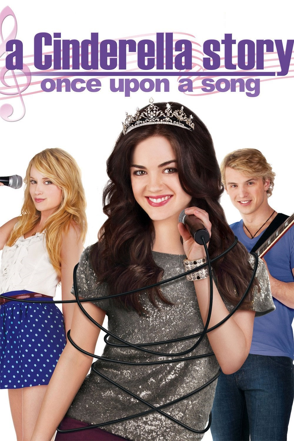 Nonton Film A Cinderella Story: Once Upon a Song (2011)