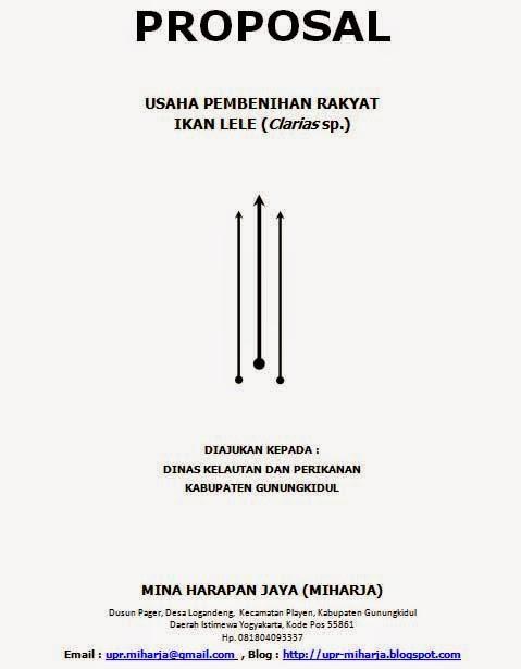 Proposal Upr Miharja Upr Mina Harapan Jaya