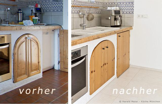Wir renovieren Ihre Küche Sie wollen Ihre Küche komplett