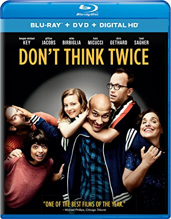 Dont Think Twice 2016 Dual Audio Hindi 480p BluRay 300mb