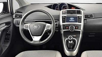 2018 Toyota Verso Rumors, Release Date, Specs