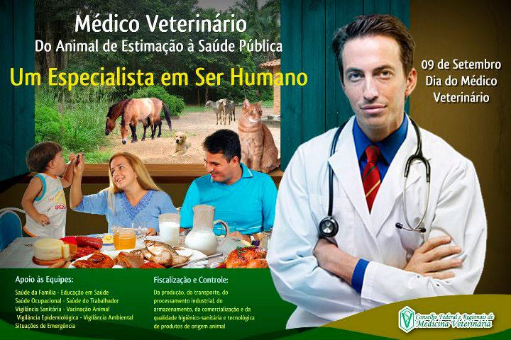 Dia do Médico Veterinário - 09/09/1933