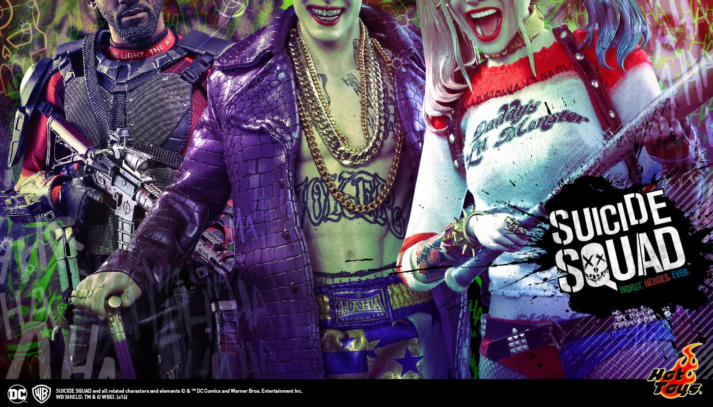 The Dark Knight Ph: Countdown to Suicide Squad: 5 Suicide ...