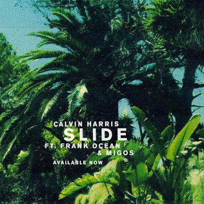 "Calvin Harris Unveils New Single ""Slide"" ft. Frank Ocean & Migos"