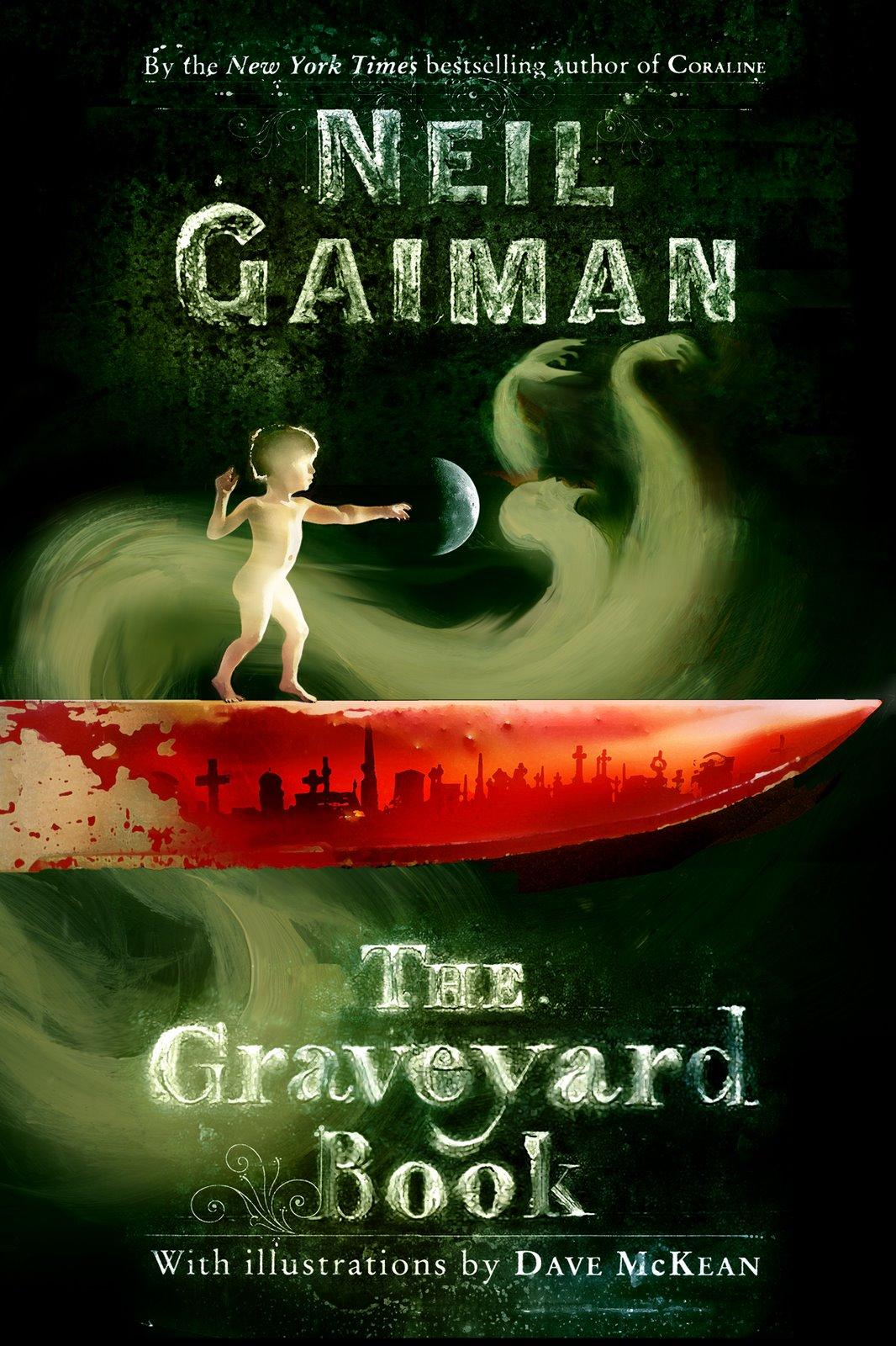 El Blog de Alberto Calvo: Reseña: The Graveyard Book, de