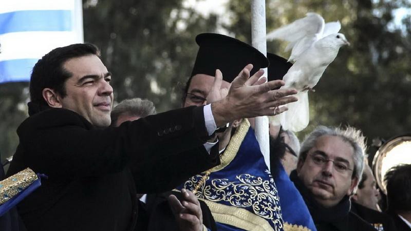 Στην Αλεξανδρούπολη για τα Θεοφάνεια ο Αλέξης Τσίπρας