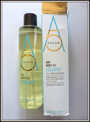 Argan+ Dry Body Oil