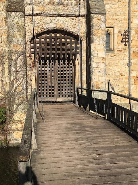 Hever castle Kent UK Anne Boleyn
