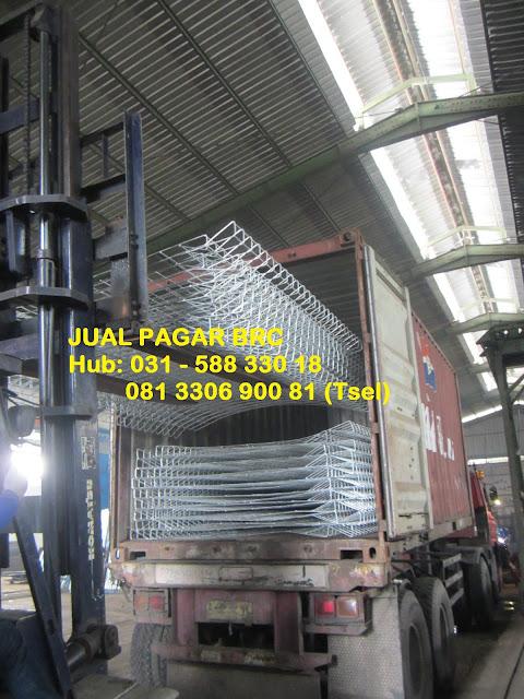 PAGAR BRC STANDARD BANDARA DI INDONESIA