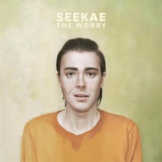 Portada del Album - The Worry - de la banda Australiana SEEKAE