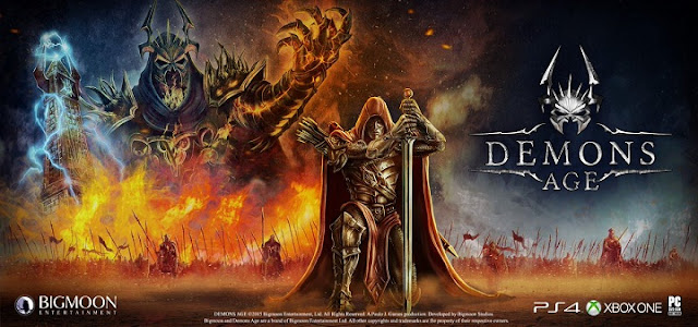 Free Download Demons Age PC Game