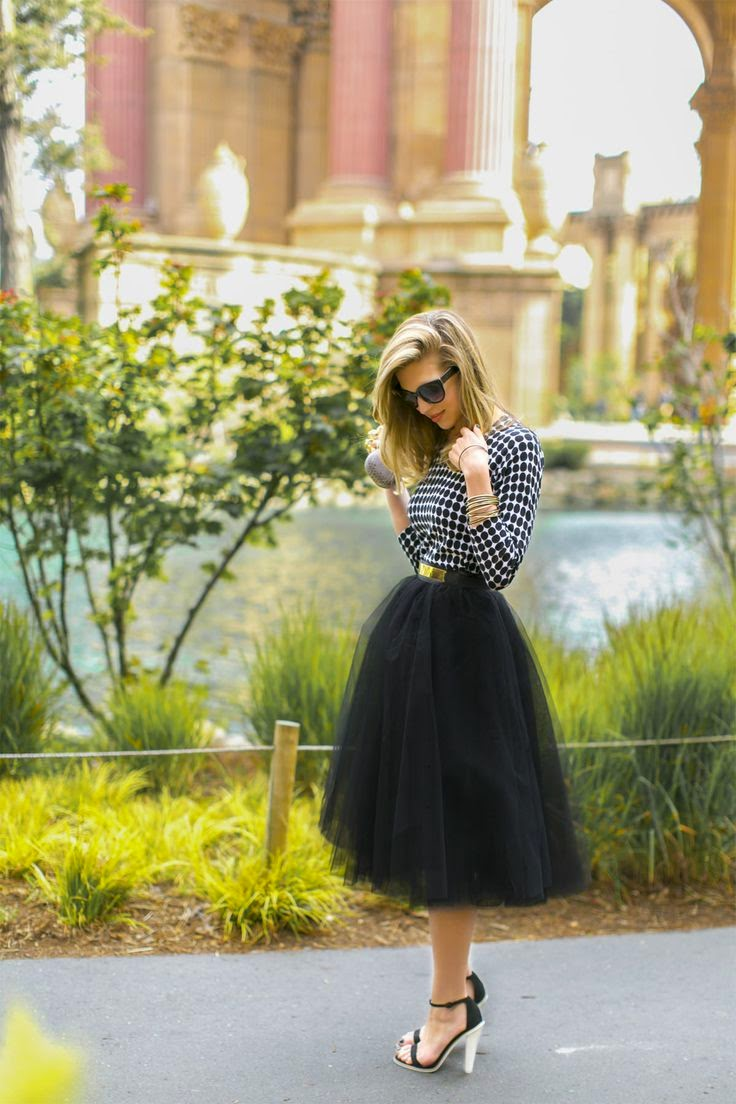 30533270 ¿No os parecen ideales las invitadas con falda de tul? ¿Cuál es vuestra  favorita?