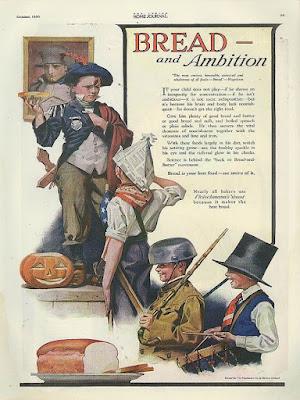 Fleischmann's Yeast -- Bread and Ambition
