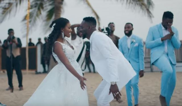 So Cute: Simi And Adekunle Gold's Wedding Pictures Are Finally Out [See photos]