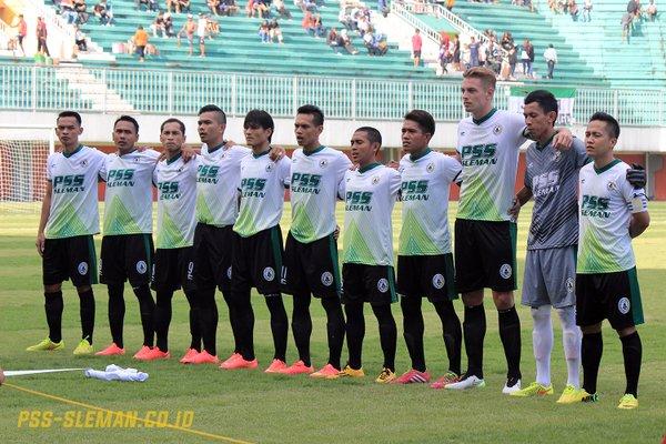PSS Sleman Bali island cup 2016 kabarmagelang,magelang,sleman
