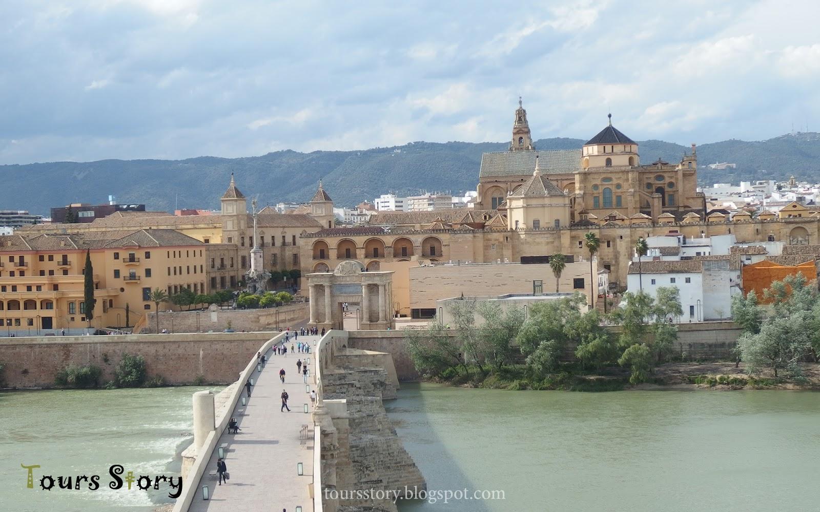 الجسر الروماني في قرطبة - اسبانيا