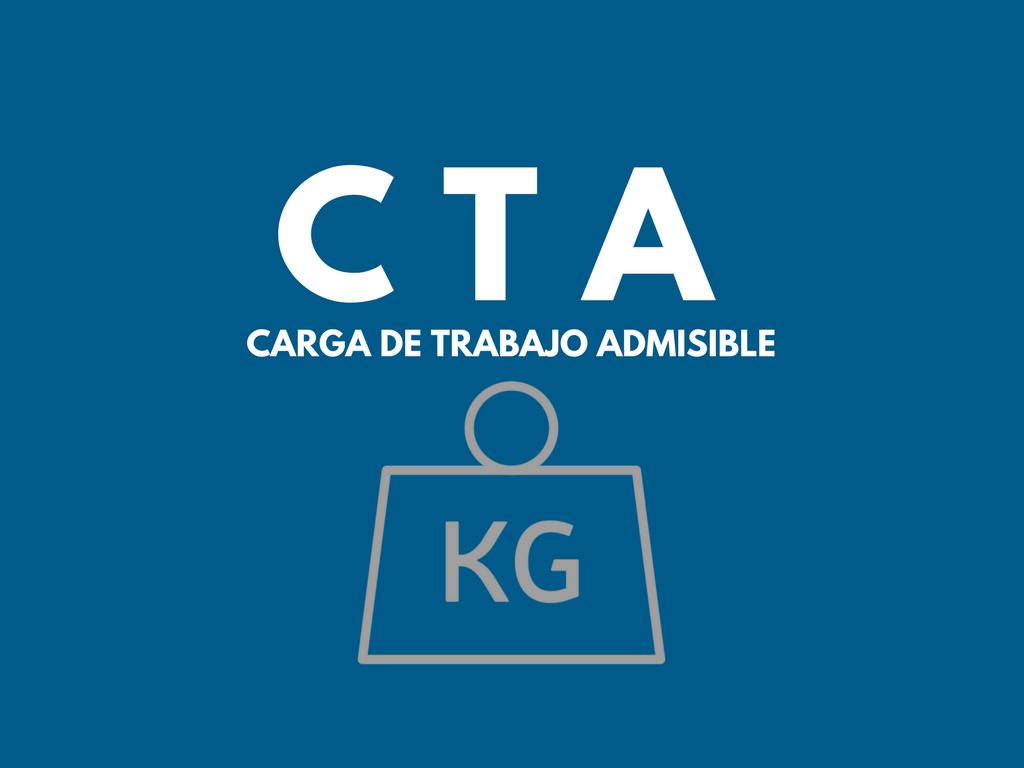 Cargas de trabajo admisibles | Ensayos de carga