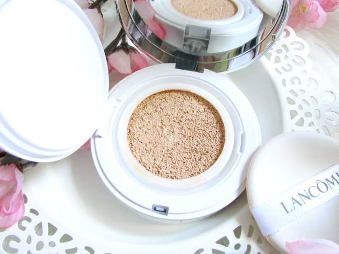 Review Lancôme - Miracle Cushion Foundation
