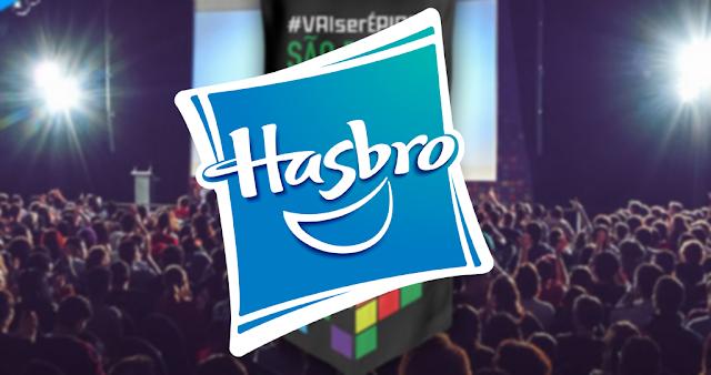 Hasbro CCXP 2016