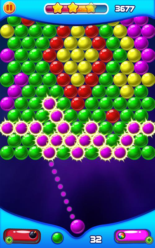 Download  Unblocked Bubble Shooter 2 Game for Free