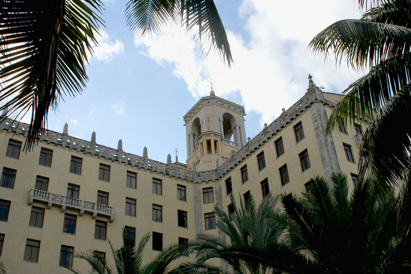A Stay at the Historic Hotel Nacional de Cuba in Havana, Cuba