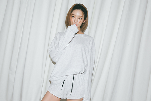 Loose Fit Basic Pullover