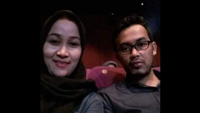 Hidayat Taufiqurahman dan Rita Agustina