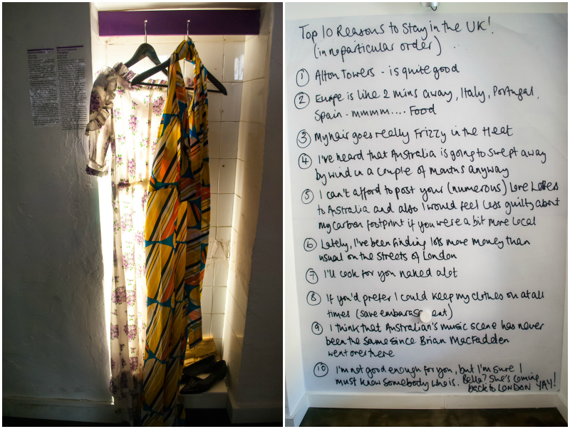 Dresses and top10 reasons to stay in the uk museum of broken relationships